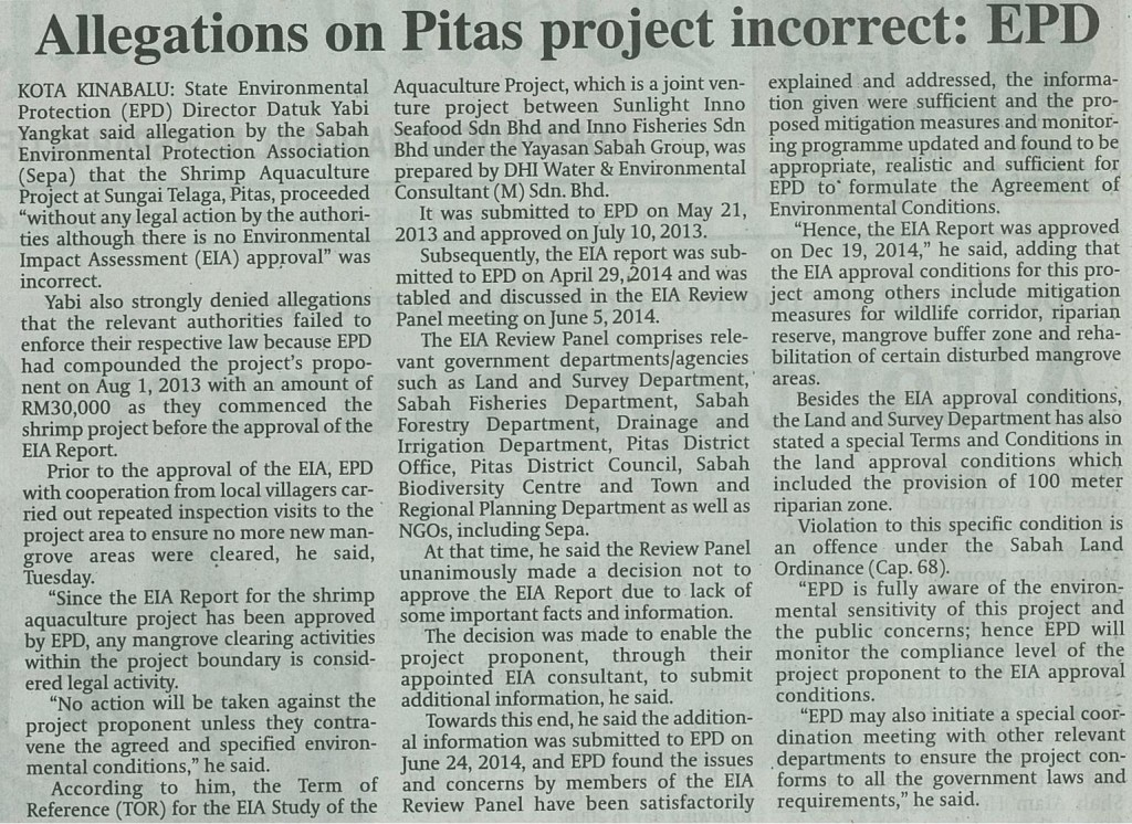 DE-14.1.2015-PG2-ALLEGATIONS-ON-PITAS-PROJECT-INCORRECT-EPD